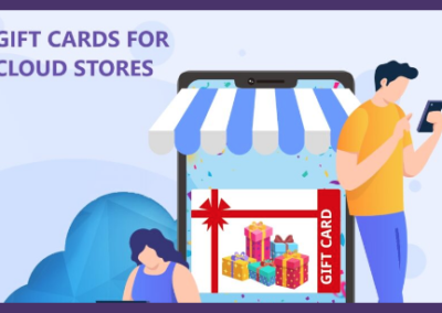 Gift Cards for Cloud Store