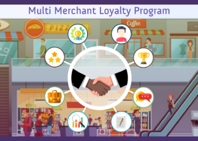 Multi-Merchant Loyalty Program for Malls