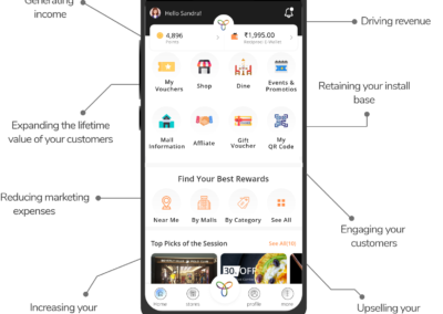 Reciproci adding value to your mobile app